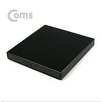 Coms USB 외장형 DVD-RW /  DVD-RW(읽기/쓰기가능) / CD-RW(읽기/쓰기가능)