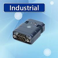 FamileNet (FRT-RS232/D9-ISO) RS232의 거리연장과 2-way 산업용 아이솔레이션 RS232 리피터