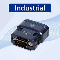FamileNet (FSP-D9M/RS232) RS232용 산업용 서지 프로텍터