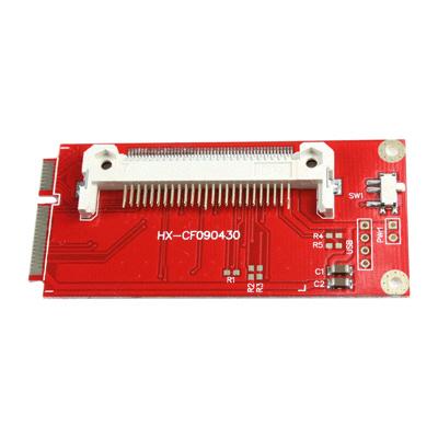 Coms 메모리 컨버터(CF to Mini PCI-Express)-아이씨뱅큐