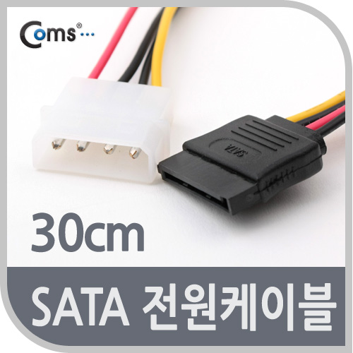 Coms SATA 전원 케이블, -자 ATADC01-아이씨뱅큐