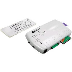 GrandTec 디지털 포토뷰 + USB 카드리더 콤보(EYEZ UP 4)-아이씨뱅큐